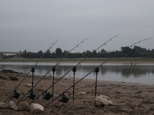 Carpfishing and filming