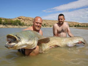 Pb's all around for Dutch anglers