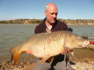 Carpfishing with Mark and Kevin